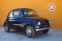 Fiat 500F - 1968