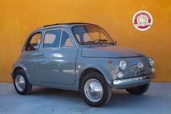 Fiat 500F - 1972